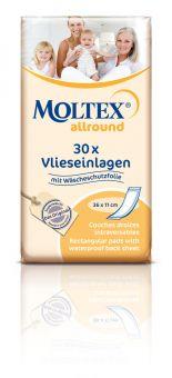 30 MOLTEX allround Hygiene Einlagen 36x11cm Inkontinenzeinlagen
